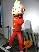 Bruxelles Musée de la BD