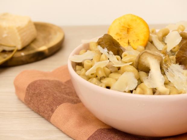 Risotto de coquillettes aux champignons (2)